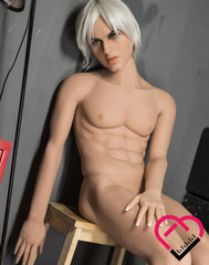 Crafty Fantasy TPE Material James Male Doll with (160cm) 5'3 ft