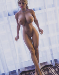 "Hot Body Builder ""Maggie"" 166 cm/ 5.4 ft"