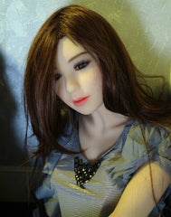 A doll 'Cherry' - Shy Bookworm 156 cm/5.1 ft