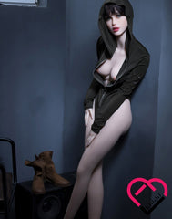 Crafty Fantasy TPE Material Joanna Sex Doll with (166cm) 5'5 ft
