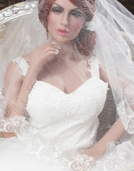 "4. Gorgeous Bride ""Alicia"" 160 cm/5.2 ft"