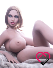 Crafty Fantasy TPE Material Huge Boobs & Butt Love Doll with (167cm) 5'8 ft