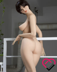 Crafty Fantasy TPE Material Asian Princess Sex Doll with (163cm) 5'4 ft