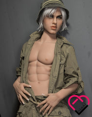 Crafty Fantasy TPE Material Roderic Male Doll with (160cm) 5'3 ft