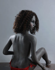 "Witty and Hot ""Imani"" 160 cm/5.2 ft"