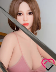 Crafty Fantasy TPE Material Perfect real life Sex Doll with (161cm) 5'3 ft