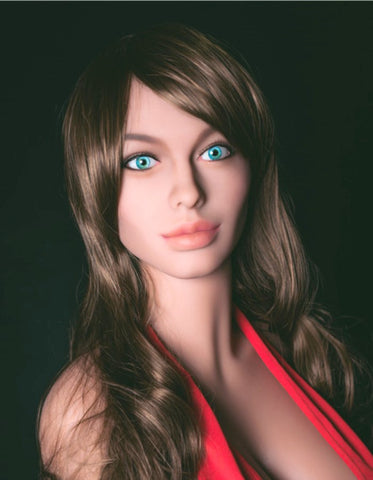 'Brooke' - TPE Sex Doll - 157cm Tall - Big Breast/Blonde Hair