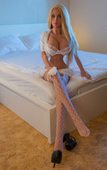 'Barbie' TPE Sex Doll - 155 cm - big breast sex doll