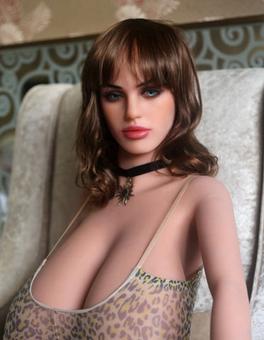 'Sophia' TPE Sex Doll - 165 cm - big busty doll