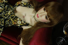 'Karina' - A Body Temp and Sound 5.3 ft Doll