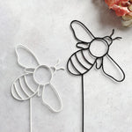 Bee Wire Cake Topper