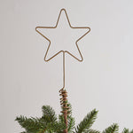 Star Wire Tree Topper