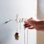 Name Jewellery Hooks