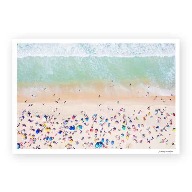 Copacabana Beach - Gray Malin