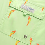 Parrot Animal Men's Swim Trunks