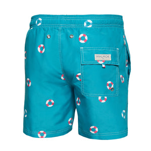 Floater Bay Watch Men's Swim Trunks