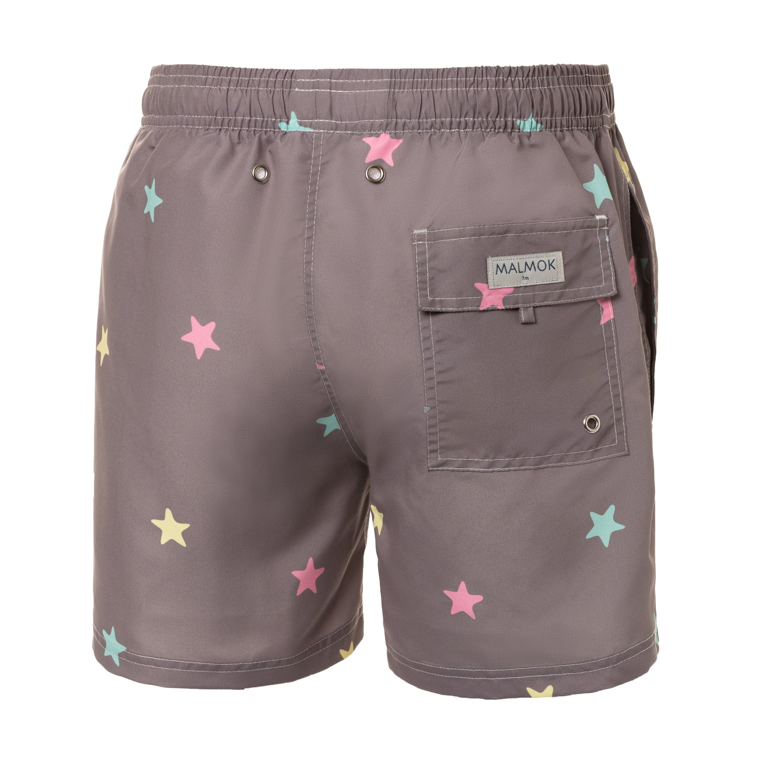Colour Stars Men's Swim Trunks