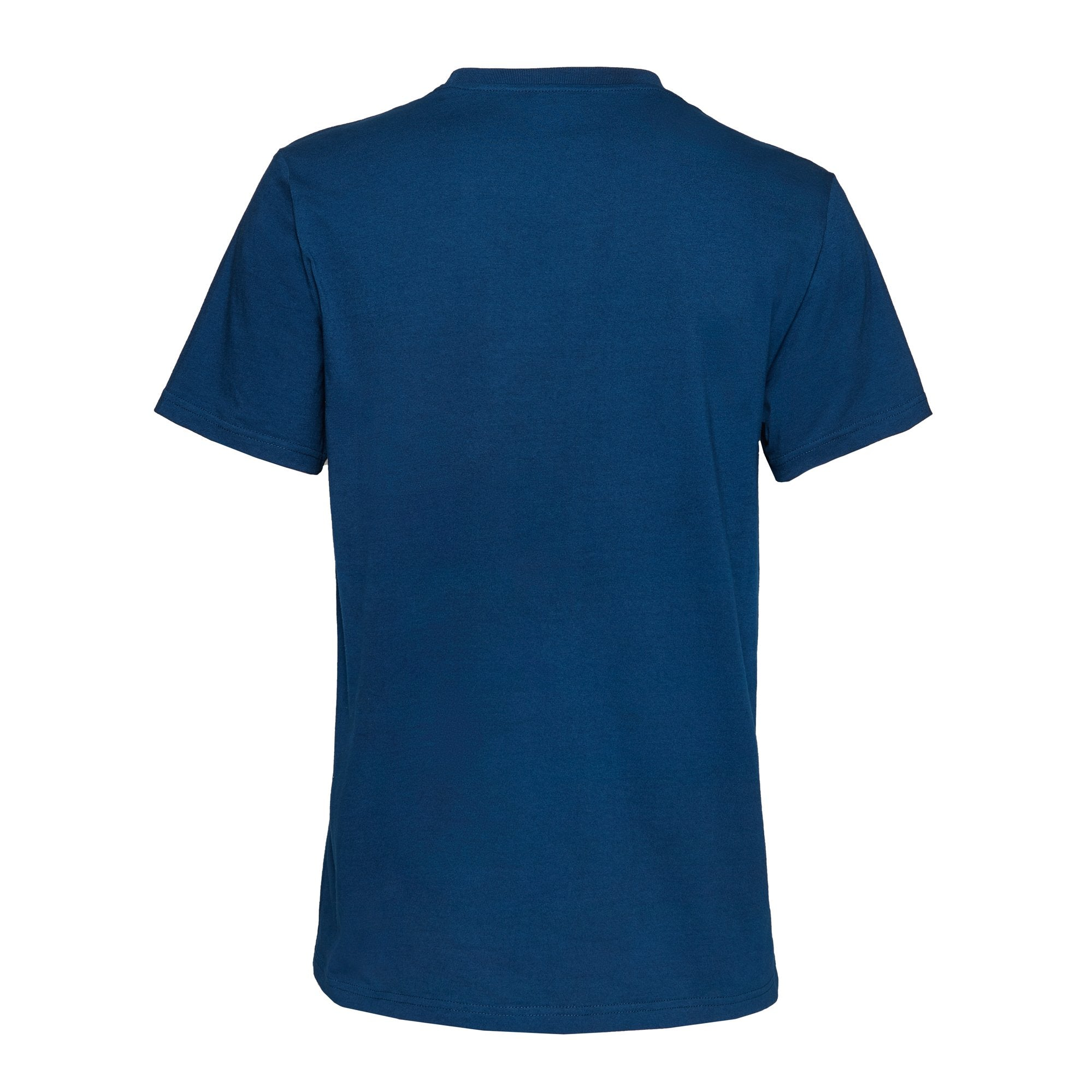 Marina Blue Graphic Organic Cotton Tee