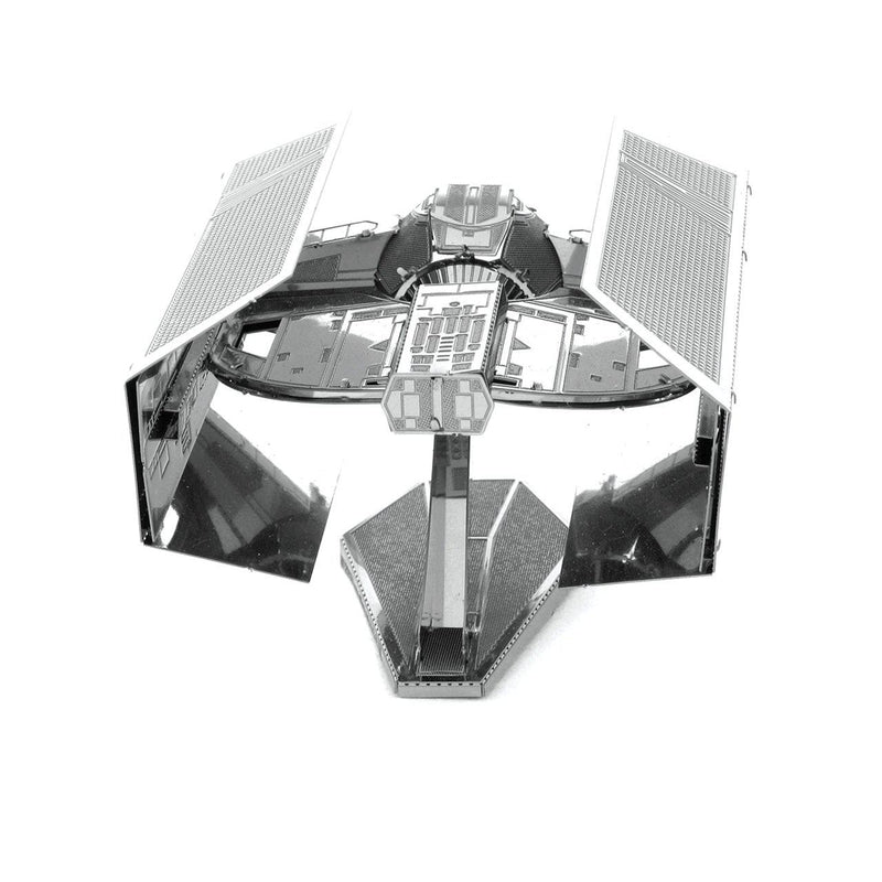 Metal Earth Star Wars Darth Vader's Tie Fighter-Metal Earth-At Play Toys