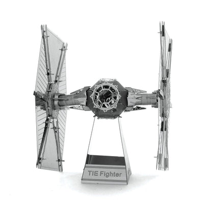 Metal Earth Star Wars Imperial Tie Fighter-Metal Earth-At Play Toys