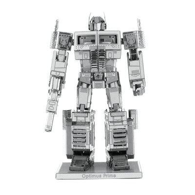 Metal Earth Transformers Optimus Prime-Metal Earth-At Play Toys