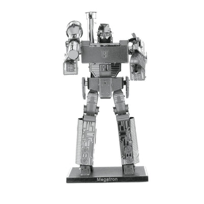 Metal Earth Transformers Megatron-Metal Earth-At Play Toys