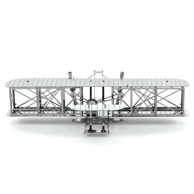 Metal Earth Wright Brothers Airplane-Metal Earth-At Play Toys
