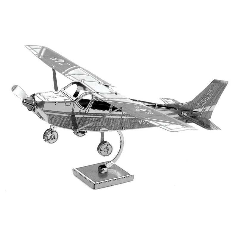 Metal Earth Cessna 172-Metal Earth-At Play Toys