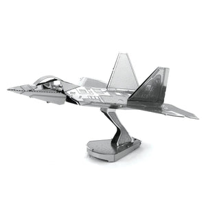Metal Earth F-22 Raptor-Metal Earth-At Play Toys
