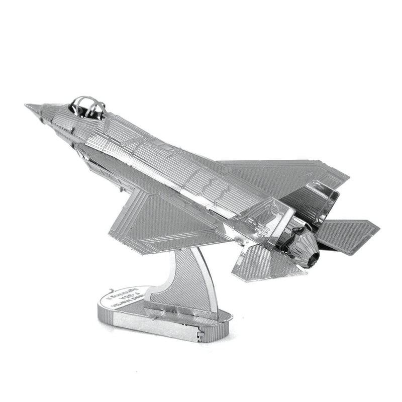 Metal Earth F-35 Lightning-Metal Earth-At Play Toys