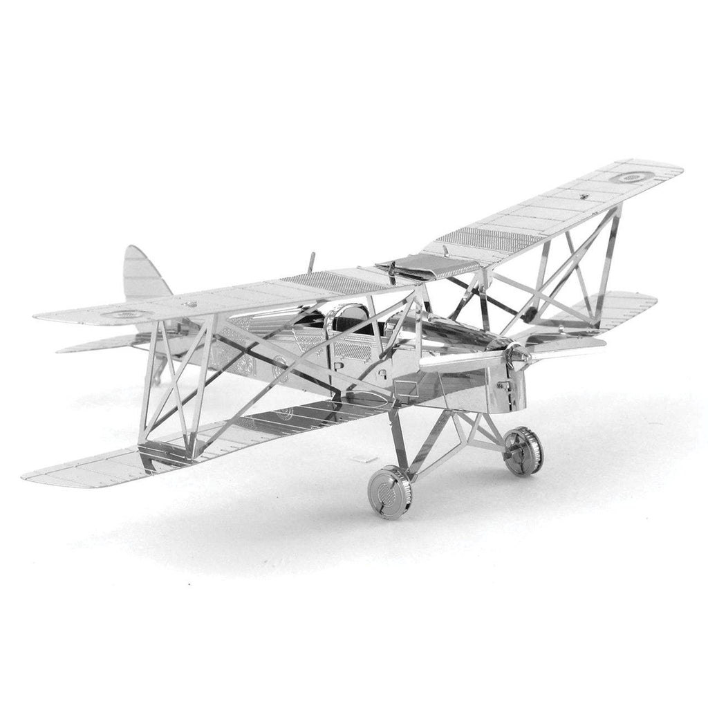 Metal Earth de Havilland Tiger Moth-Metal Earth-At Play Toys