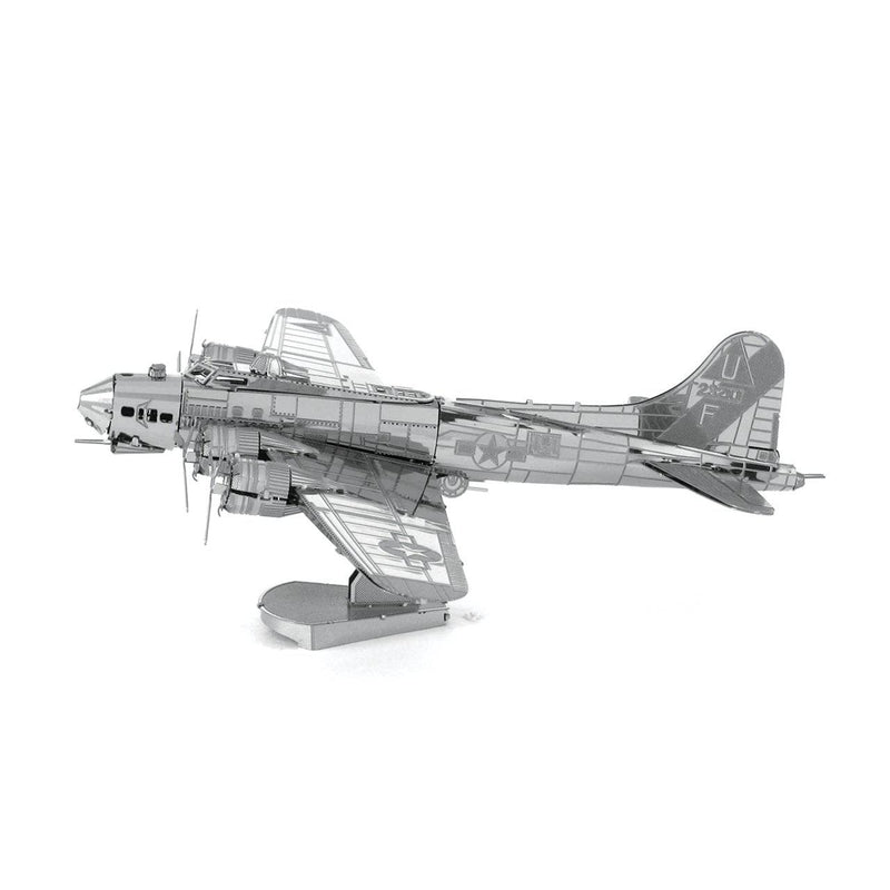 Metal Earth B-17 Flying Fortress-Metal Earth-At Play Toys