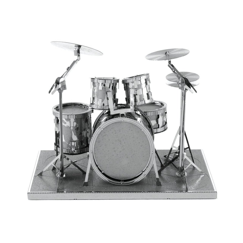 Metal Earth Drum Set-Metal Earth-At Play Toys