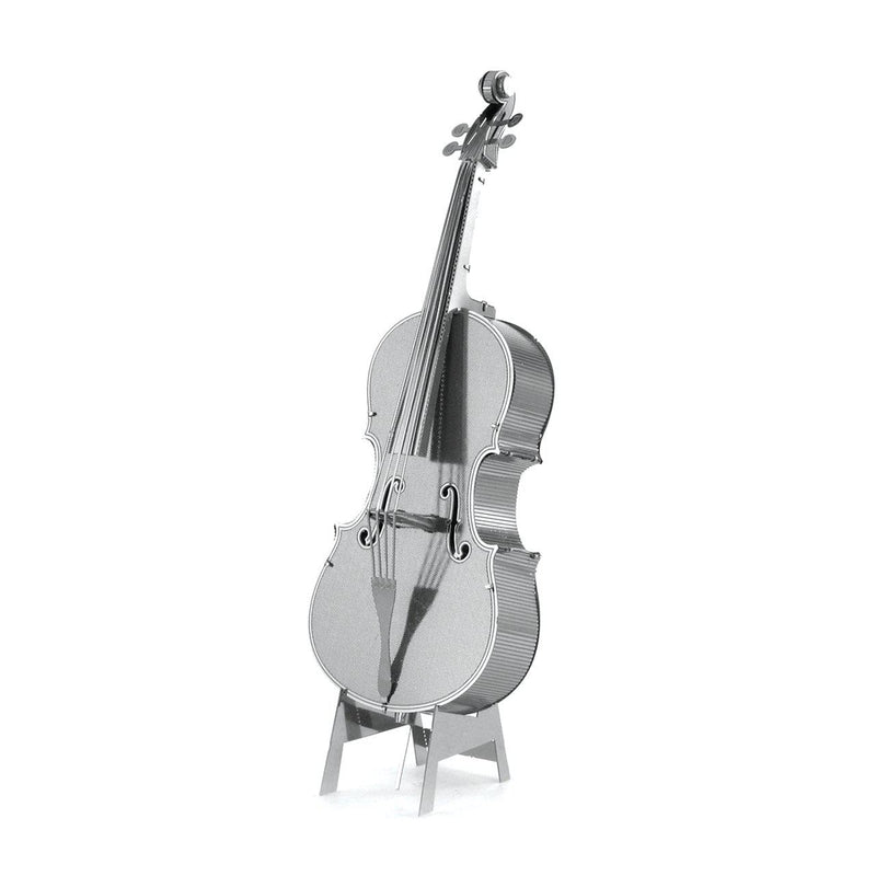 Metal Earth Bass Fiddle-Metal Earth-At Play Toys