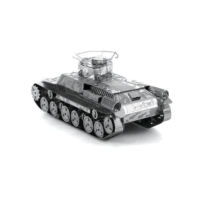 Metal Earth Japanese Chi Ha Tank-Metal Earth-At Play Toys