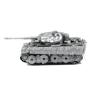 Metal Earth German Tiger 1 Tank-Metal Earth-At Play Toys