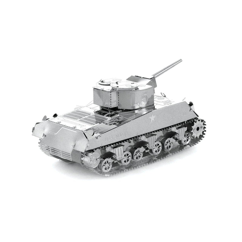 Metal Earth Sherman Tank-Metal Earth-At Play Toys