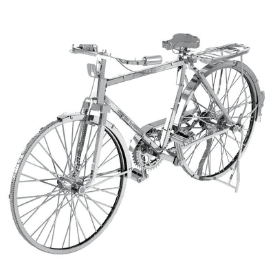 Metal Earth ICONX Classic Bicycle-Metal Earth-At Play Toys