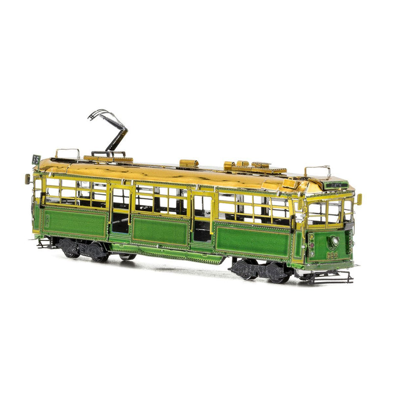 Metal Earth Melbourne W-Class Tram-Metal Earth-At Play Toys