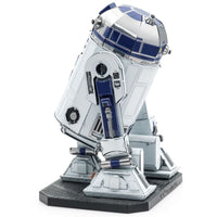 Metal Earth ICONX Star Wars R2-D2-Metal Earth-At Play Toys