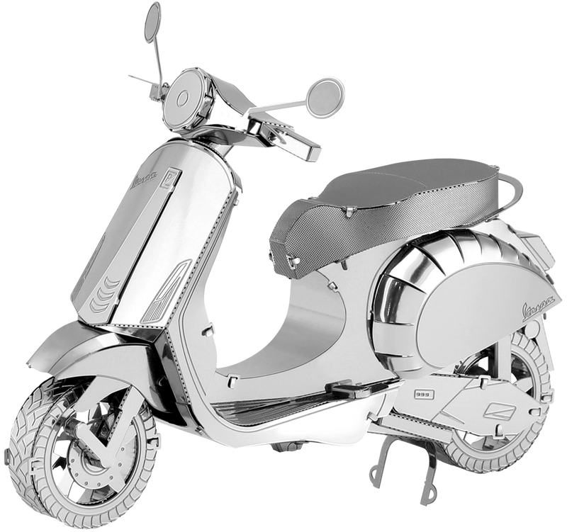 Metal Earth Vespa Primavera 150-Metal Earth-At Play Toys