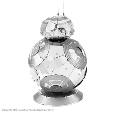 Metal Earth Star Wars BB-8-Metal Earth-At Play Toys
