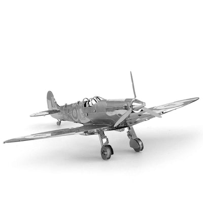 Metal Earth British Supermarine Spitfire-Metal Earth-At Play Toys