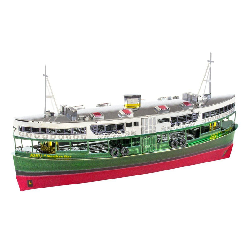 Metal Earth Hong Kong Star Ferry-Metal Earth-At Play Toys