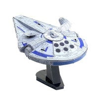 Metal Earth ICONX Star Wars Lando's Millennium Falcon-Metal Earth-At Play Toys
