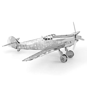 Metal Earth Messerschmitt BF-109-Metal Earth-At Play Toys
