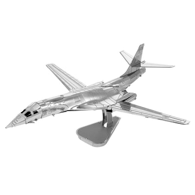 Metal Earth B-1B Lancer Bomber-Metal Earth-At Play Toys