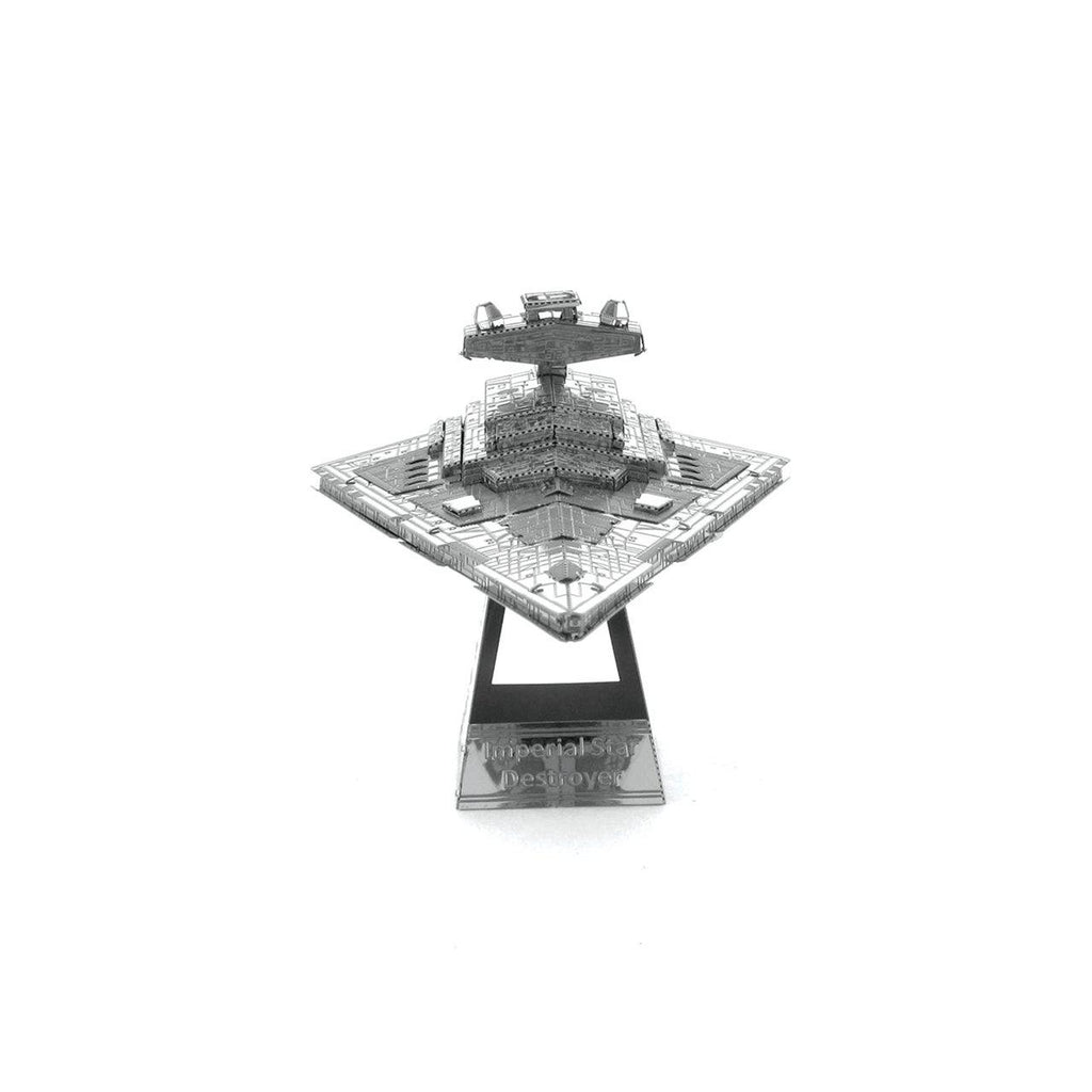 Metal Earth Star Wars Imperial Star Destroyer-Metal Earth-At Play Toys
