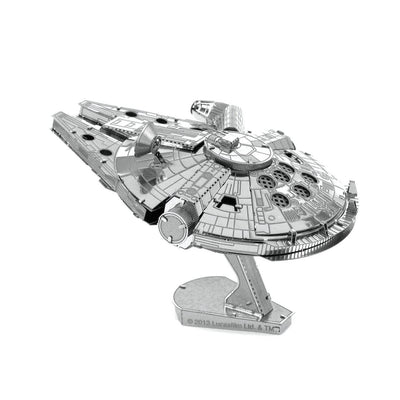 Metal Earth Star Wars Millennium Falcon-Metal Earth-At Play Toys