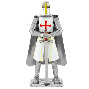 Metal Earth ICONX Templar Knight Armor-Metal Earth-At Play Toys